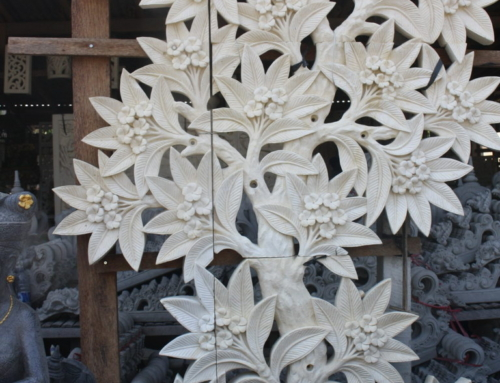 Pierre blanche de Bali 4