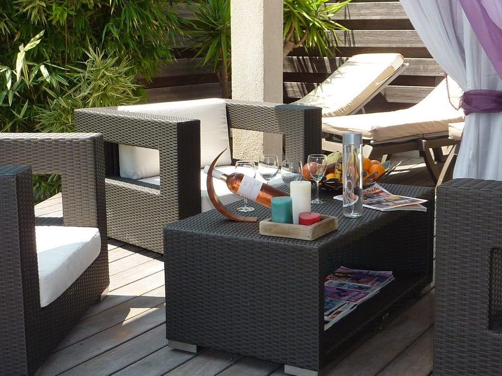 Meuble De Jardin Rotin Synthétique: Elatar.com indretning ...