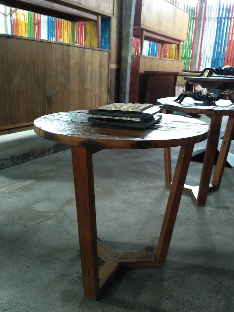 mobilier en bois recycl 7 achat bali de meubles et d objets de d coration. Black Bedroom Furniture Sets. Home Design Ideas